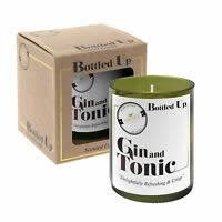 Bottled Up Gin and Tonic Candle