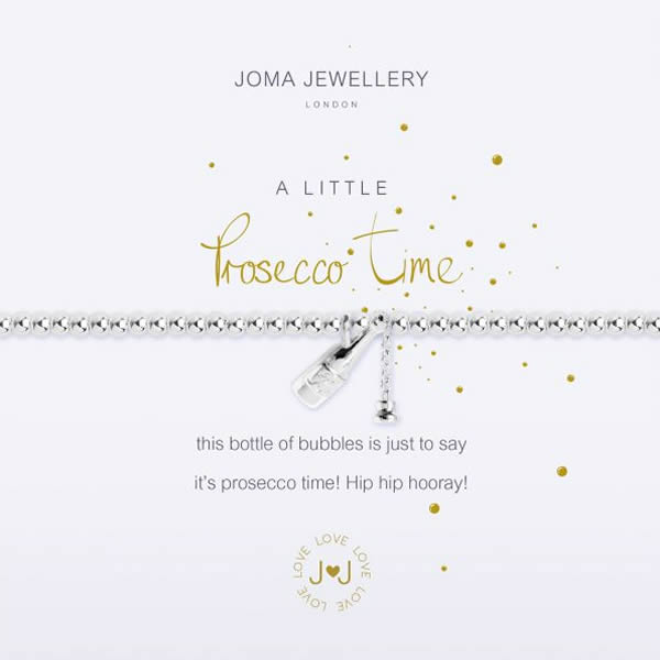 Prosecco Time Bracelet