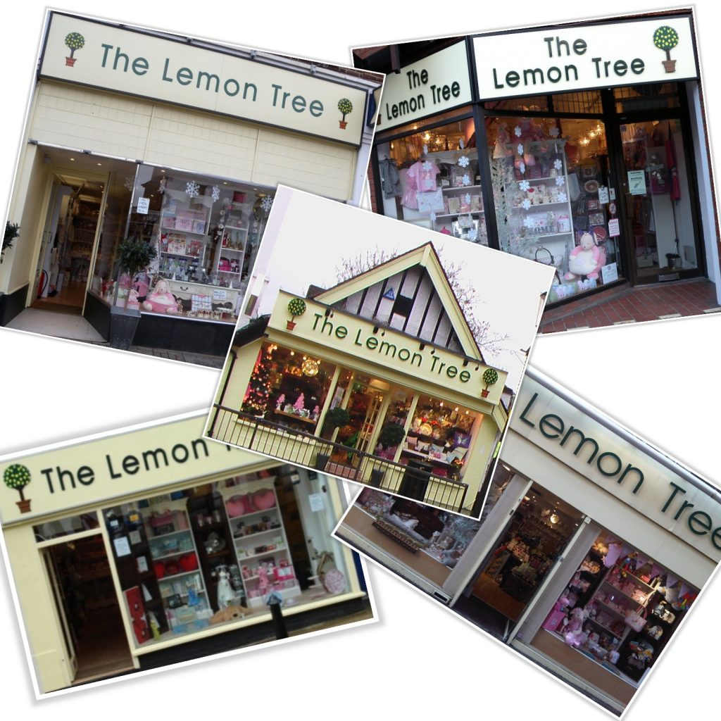 The Lemon Tree Shops
